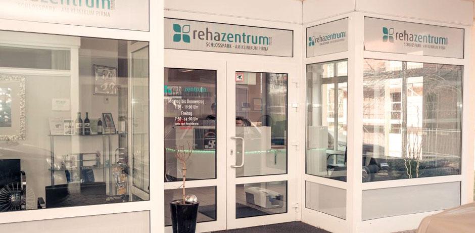 Impressionen vom Rehazentrum Pirna