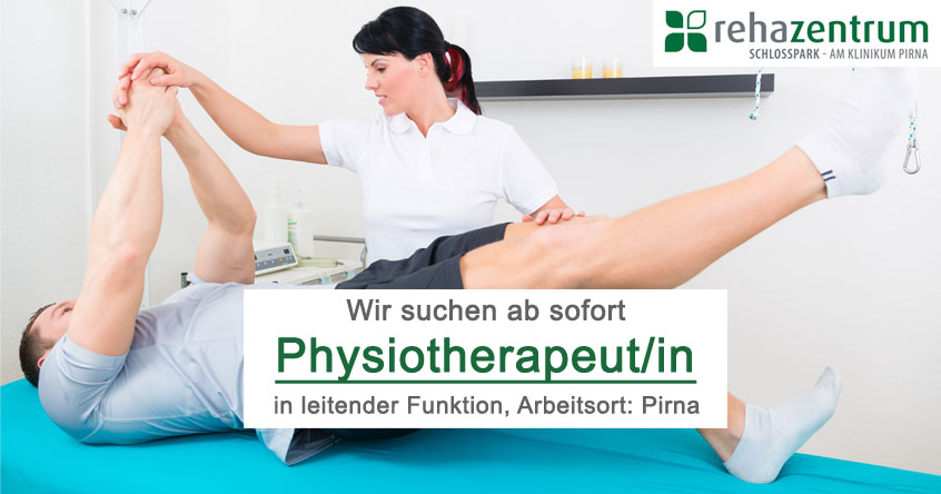 Job als Physiotherapeut/in (m/w/d) in Pirna